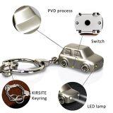 형식 디자인 Keychain 부속품 차 금속 열쇠 고리 반지