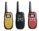 Handbediende Walkie-talkie Bidirectionele RadioInterphone (Waaier: 5000Meters)
