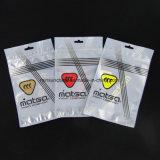 Prodotti di Lectronic, imballaggio di plastica, sacchetti della chiusura lampo e fori della farfalla