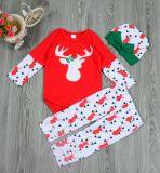 Bébé Enfant fille Romper Jumpsuit panoplies Costume de Noël
