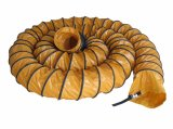 manguito flexible del conducto del ventilador de 300m m de los x 5m