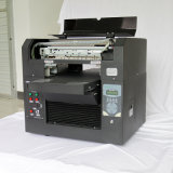 Impresora plana ULTRAVIOLETA de alta velocidad, impresora ULTRAVIOLETA de cuero