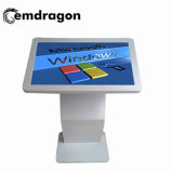 Lecteur de publicité HD 32 pouces de kiosque Ad Multi-Touch joueur cadre numérique de la machine la signalisation numérique LCD en stock et avec un bon prix & court délai de livraison