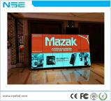 新しくスマートな媒体のLED表示ポスター立場のLED表示携帯用LEDポスター