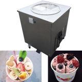 Tailandia solo rollo Pan de la máquina de helados