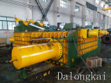 Y81f-600 de la ferraille Machine hydraulique de la ramasseuse-presse