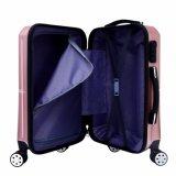 Классицистический багаж пленки конструкции ABS+PC, чемодан Китая красный перемещая (XHP097)