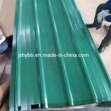 建物のための冷間圧延された波形の金属屋根ふきPrepaintedカラーによって塗られるPPGI PPGLのGalvalumeの鋼鉄コイル