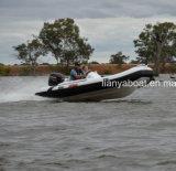 Liya 14FT barco inflável de borracha fabricados na China para venda