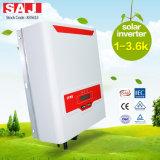 O inversor solar 4000Watt do laço da grade da alta qualidade de SAJ Output uma fase monofásica de 2 MPPT