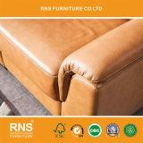 O mobiliário moderno Home Sofá sofá de couro 6028#