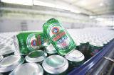 Vous pouvez automatique Machine de remplissage de boissons gazeuses peuvent plafonnement de la machine de remplissage