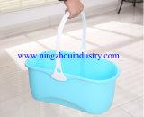 De populaire Plastic Emmer van het Water van de Zwabber van de Vloer Schoonmakende