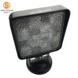 Quadratische Arbeit des Automobil-15W LED beleuchtet 4 Zoll für Fahrzeuge der LKW-12V 24V