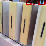 冷蔵室およびホテルのためのステンレス鋼のHook-Typeパネル