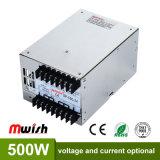 2017 neue Schaltungs-Stromversorgung des Entwurfs-500W mit RoHS Cer-Zustimmung (SP-500-24)