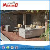 Neues Modell-im Freienpatio-Puder-Beschichtung-Sofa-Set