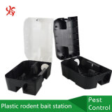 Большая станция приманки грызуна крысы ловушки мыши черного кота пластичная
