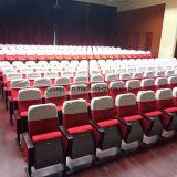 녹색 직물 덮개 극장 강당 의자 Yj1001g