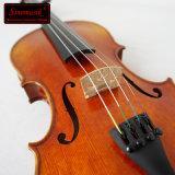 단단한 Aubert 브리지 앙티크 매트 Handmade 고급 바이올린
