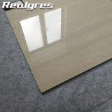 Polierdes porzellan-R6e04 Fußboden-Fliese-Porzellan-Sahne Marfil Fliesen Fliese-der Fabrik-600X600