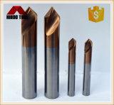 Morceaux de foret de carbure de tungstène de haute performance sans enduit