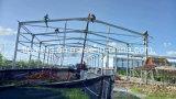 전 설계된 크 경간 프로젝트 강철 구조물 작업장