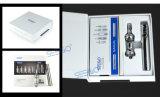 Kit di vendita caldo della penna del vaporizzatore +Battery della cera di aumento di Seego Vhit di vetro di Pyrex con il vapore enorme