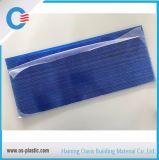 Blauw Tweeling Hol Blad 6mm van het Polycarbonaat van de Muur Dikte