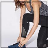 2016 pantalones de la yoga de la alta calidad para la gimnasia que ejercita desgaste