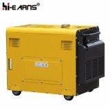 Air-Cooled молчком тип одиночная фаза тепловозного генератора (DG5500SE)