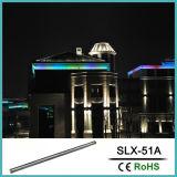 9W van de Waterdichte LEIDENE van DMX het Licht Wasmachine van de Muur voor Architecturale Verlichting