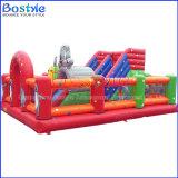 Parque inflável do campo de jogos das crianças para a venda