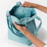 Le professionnel font le sac de plage d'emballage de toile de coton d'achats d'épaule