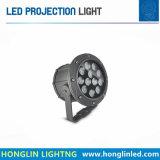 조경을%s Hotsale 9W LED 정원 빛 스포트라이트
