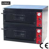 Transportador de eléctrica de ciclo de Aire Caliente el horno de pizza