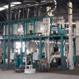Novo tipo máquina a rendimento elevado da fábrica de moagem de milho indiano