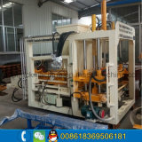 Machine de verrouillage concrète automatique de bloc de Qt4-18 Kenya/brique pleine faisant la machine