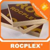 건축재료, Rocplex 브라운 필름 셔터를 닫는 합판