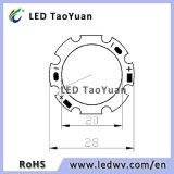 LED haute puissance Epistar 10W COB Puce LED avec la forme ronde pour éclairage de plafond