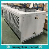 Abgekühltes Bitzer/Copeland Abkühlung-kondensierendes Gerät der Form-kastenähnliche Luft für Kaltlagerungs-Raum