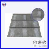 El modelo de la casa de madera del techo de teja metálica precios baratos