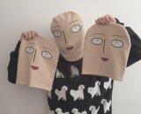 재미있은 만화 마스크 자수 Cosplay에 의하여 뜨개질을 하는 모자 베레모