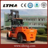 中国のブランドLtma 30トンの大きいディーゼルフォークリフト