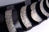 돌 가공을%s 고품질 v 단면도 다이아몬드 단면도 바퀴
