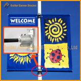 Tribune de met twee kanten van de Affiche van de Reclame van Pool van de Straat van het Metaal (BS09)