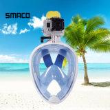 2018最新のデザイン太字のダイビングマスクのスノーケルマスクの卸売の製品