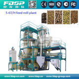 4t/h máquina de produção de alimentação de aves de capoeira (SKJZ5800)