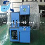 De halfautomatische het Vormen van de Injectie van de Fles van het Huisdier Blazende Machine van de Productie