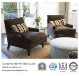 Mobilia classica dell'hotel con la presidenza del sofà del salone (YB-0749)